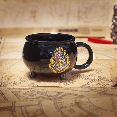 Caneca de caldeirão 3D - Harry Potter