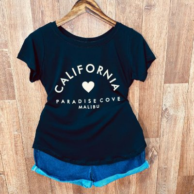 T-shirt California Paradise