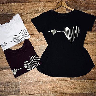 T-shirt Line Heart