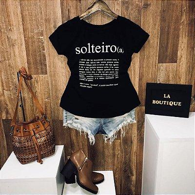 T-shirt Solteira