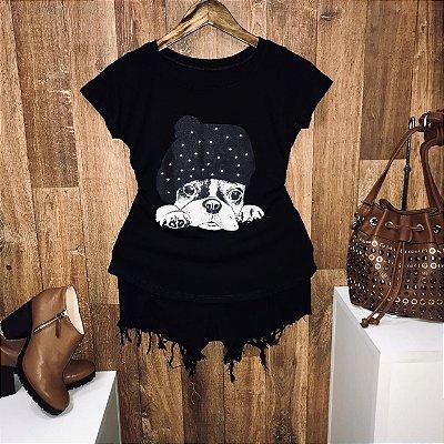 T-shirt Stylish Dog