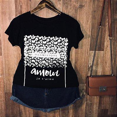 T-shirt Magnifique Amour