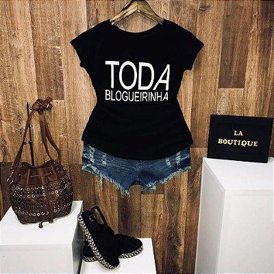 T-shirt Toda Blogueirinha