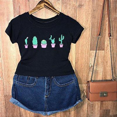 T-shirt Lindos Cactos