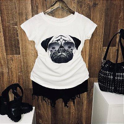 T-shirt Pug Style