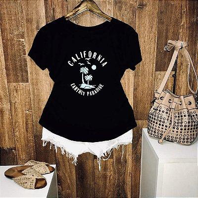 T-shirt California Earthly Paradise