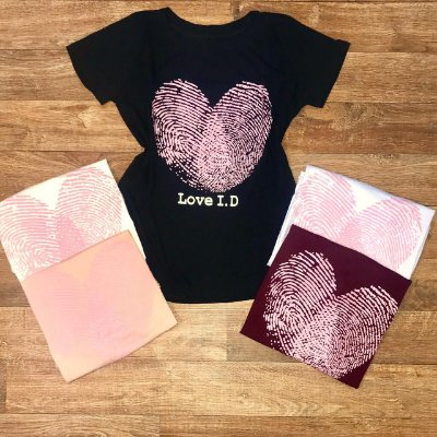 T-shirt Love ID