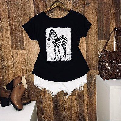T-shirt  Frame Zebra