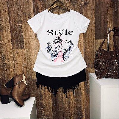 T-shirt  My Style
