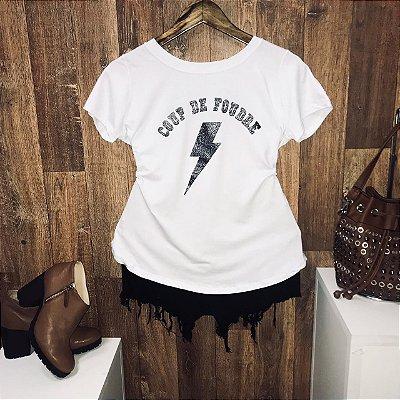 T-shirt  Energy Em Relevo