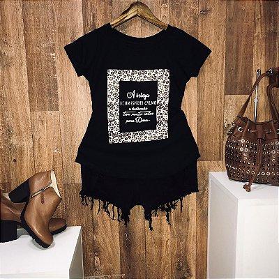 T-shirt A Beleza De Espirito