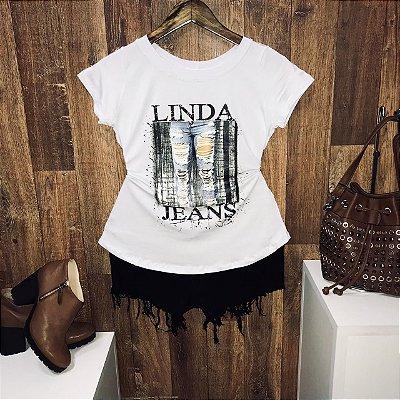 T-shirt Linda Jeans