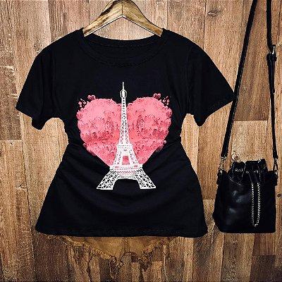 Camiseta Torre de Paris