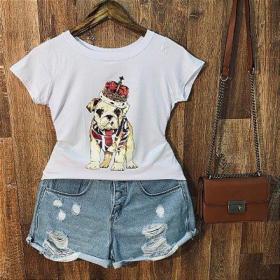 T-shirt Rei Dog
