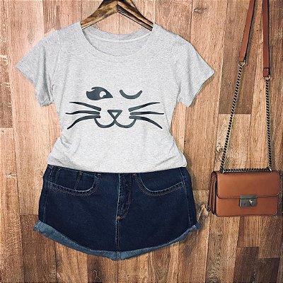 T-shirt Happy Cat