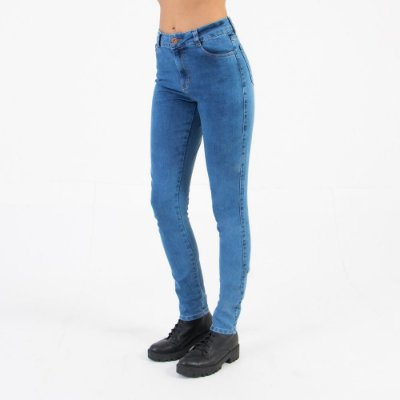Calça Jeans Lady Rock Skinny Cintura Alta CL05046