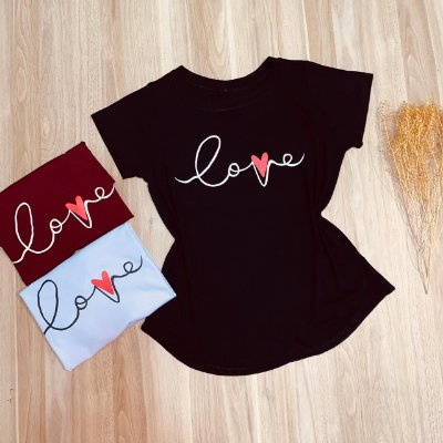 T-shirt Fashion Love