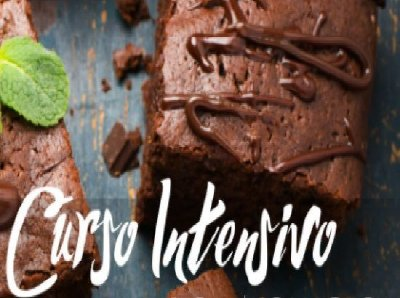Curso Online De Brownies Confeitaria – Intensivo de Brownies