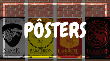 BANNER PÔSTERS