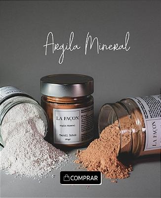 Argila Mineral