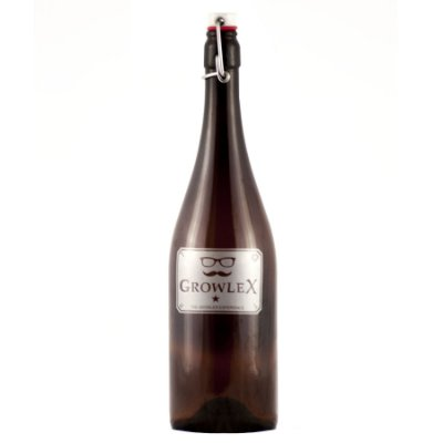 Growler Vidro KLK/CHAMP - 1 litro