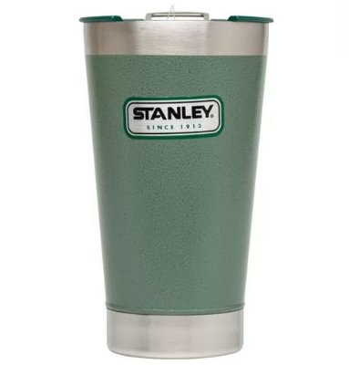 Copo Inox Stanley - Com tampa