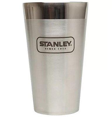 Copo térmico de cerveja - Inox Stanley