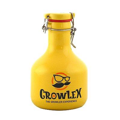 Growler Cerâmica Flip Top (Bigode) - 1 Litro