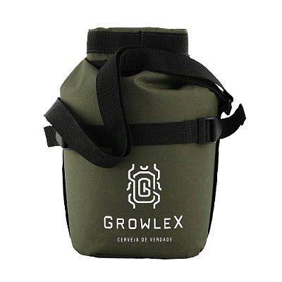 Bolsa Estanque Growlex (Escaravelho) - 2 Litros
