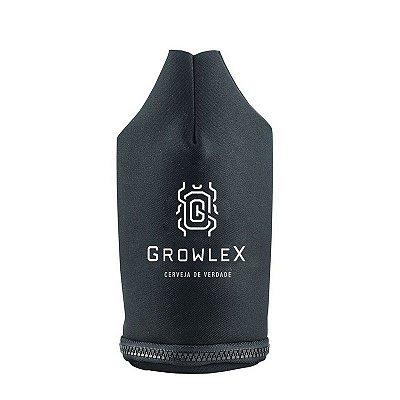 Capa Neoprene Térmica Growlex (Escaravelho) - 1 Litro