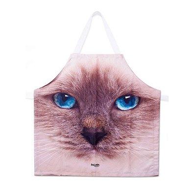 Avental de Cozinha Gato