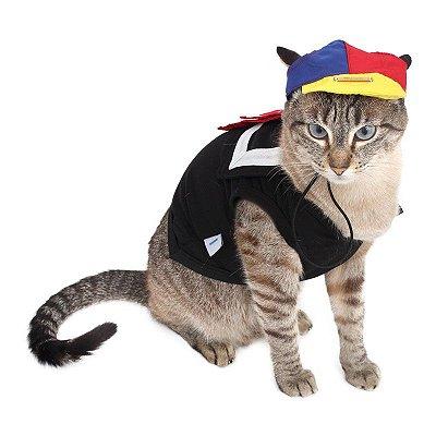 Roupinha Kiko Cat