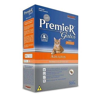 Ração Premier Gatos Frango - Adulto
