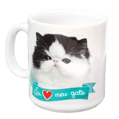Caneca Gato Persa