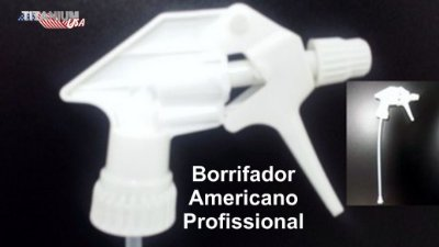 Borrifador Americano Especial
