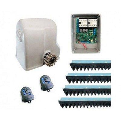 Kit Motor Portão Eletrônico Deslizante Max 1hp Trifásico