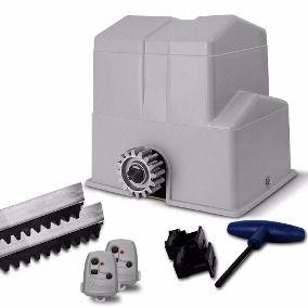 ( Já Instalado)Kit Motor Eletrônico Deslizante Super 1/2 Hp 127v Peccinin  (não esta incluso serviço de serralheiro)