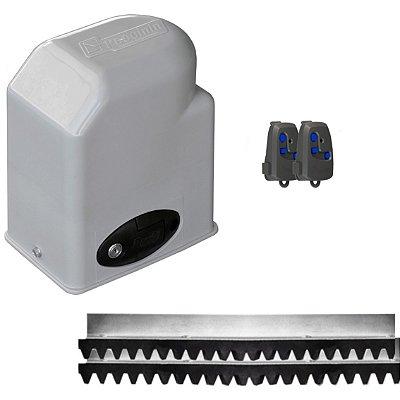 ( Já Instalado)Kit MOTOR DESLIZANTE PECCININ LIGHT 1/3   (não esta incluso serviço de serralheiro)