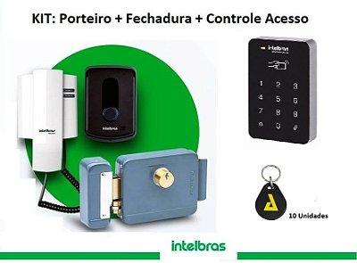 CONTROLE DE ACESSO INTELBRAS  (ligue e peça seu orçamento)