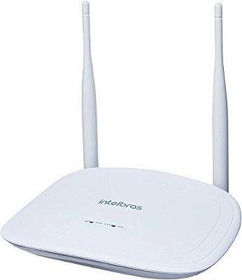 ( Já Instalado)Roteador Repetidor Wifi  Iwr 3000n Intelbras