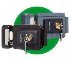 ( Já Instalado)Fechadura Eletrica Intelbras Fx 2000 Para Portão E Interfone(não esta incluso serviço de serralheiro)