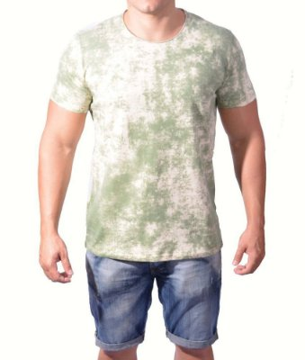 Camiseta OverBlack Tshirt - Amarelo
