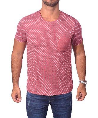 Camisa Over Black  Tshirt - Com Bolso