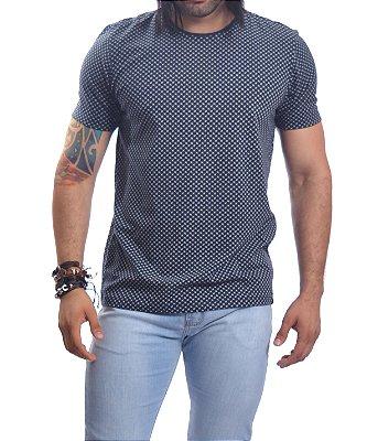 Camiseta Over Black T-Shirt