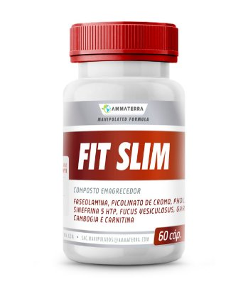 Fit Slim 60 Capsulas