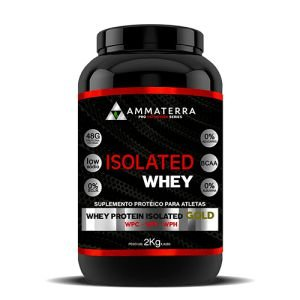Whey Isolated 900 G