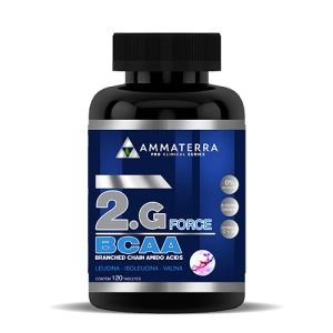 Bcaa 2.G Force 120 Capsulas