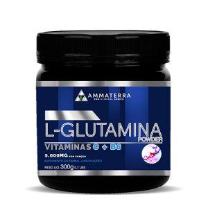 L- Glutamina 300 G