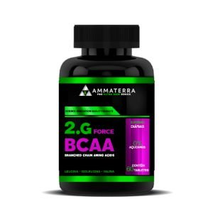 2.G Force Bcaa 60 Capsulas