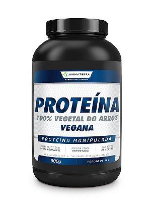 Whey 100% Proteína Vegana 1 kg ( AUXILIA NA PRODUÇÃO DE MASSA MAGRA)